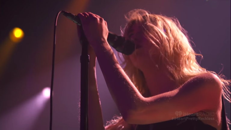 The Pretty Reckless Live iHeart Radio 2016