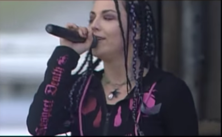 EVANESCENCE – Live @ Rock am Ring 2004